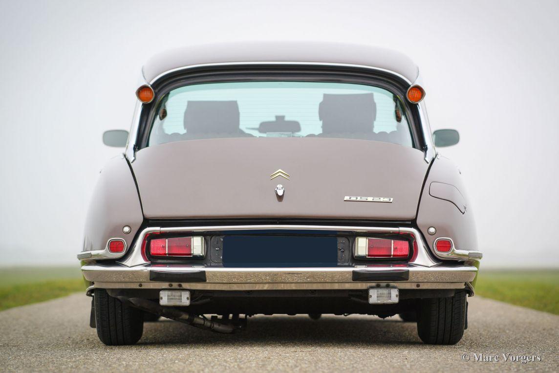 Citroën DS 23 Pallas, 1973 - Classicargarage - DE