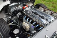 The 300 BHP Jaguar E-type 4.2 Litre OTS