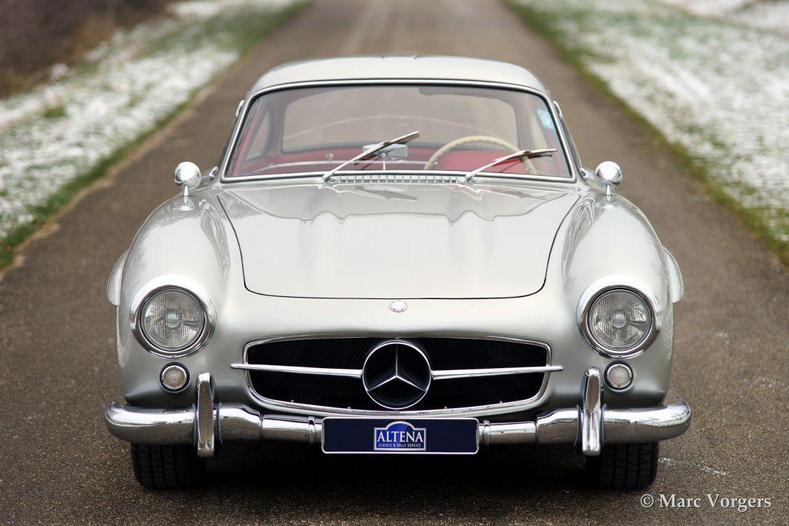 Mercedes benz 300 sl 39 gullwing 39 1956 classicargarage de for Mercedes garage 93