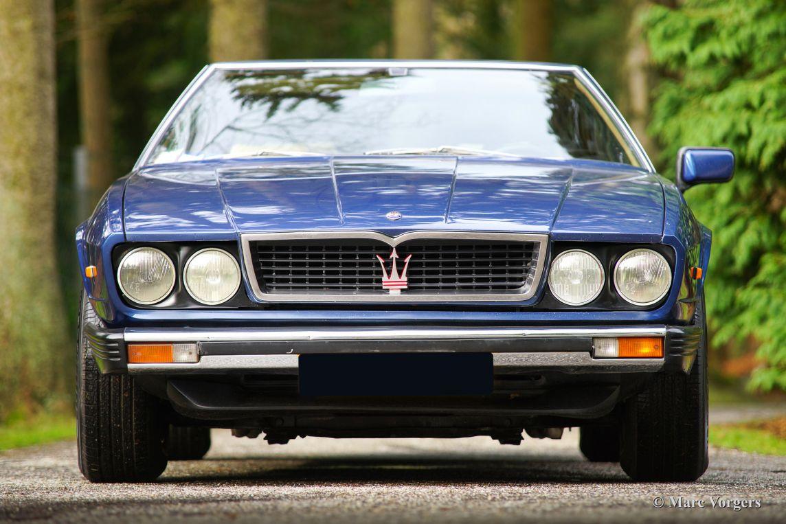 Maserati Kyalami, 1980 - Classicargarage - DE