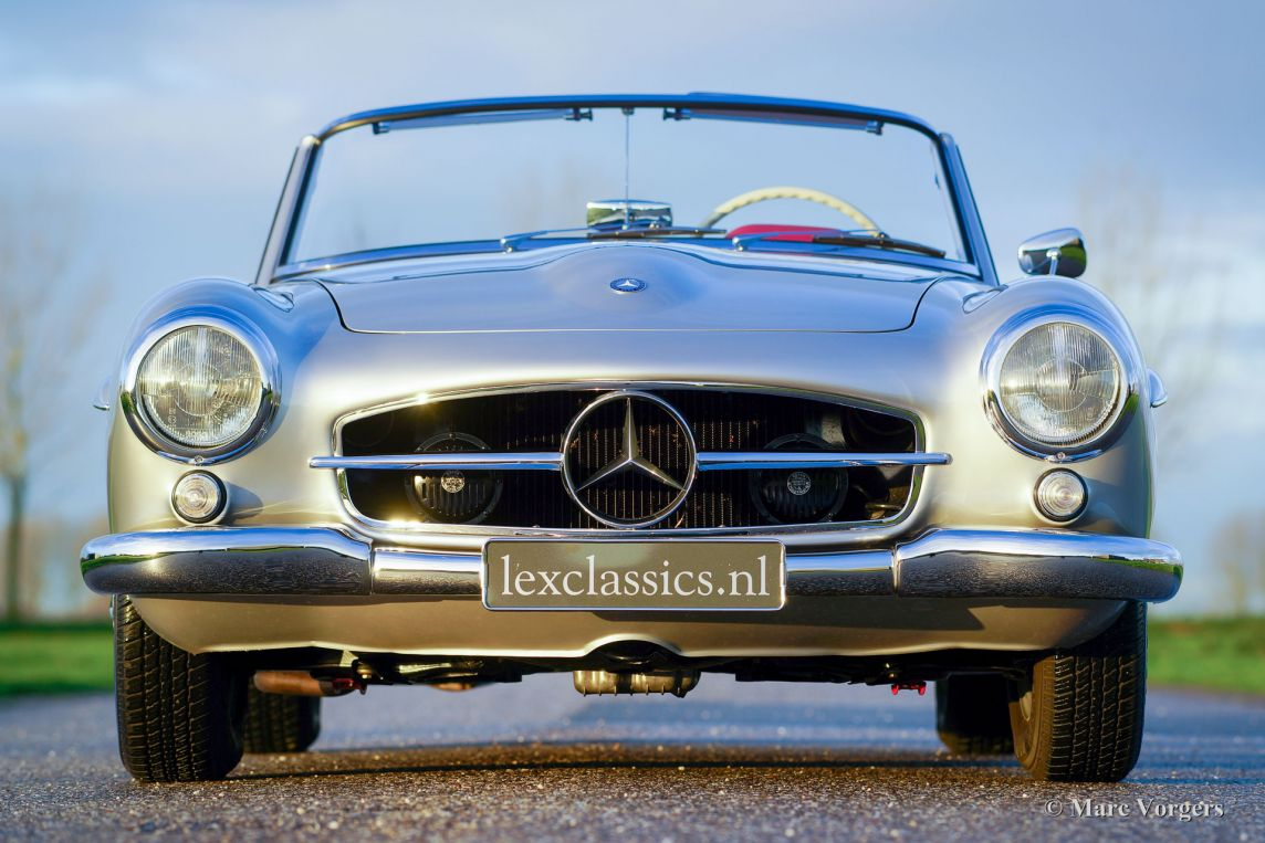 Mercedes benz 190 sl 1961 classicargarage de for Mercedes benz sl 190