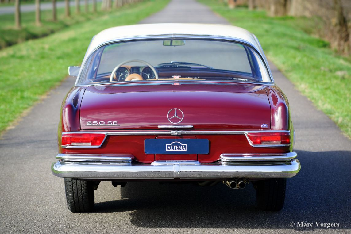 Mercedes benz 250 se coupe 1968 classicargarage de for Mercedes benz 250 se
