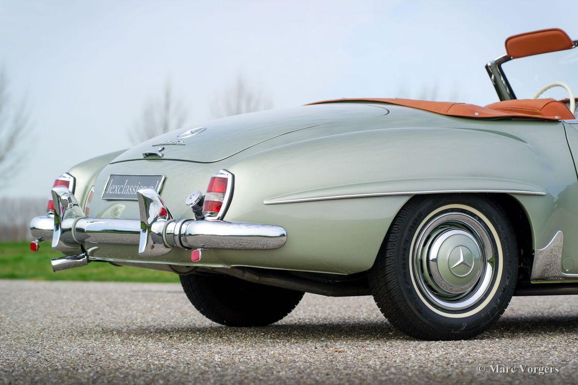 Mercedes benz 190 sl 1959 classicargarage de for Where do they make mercedes benz