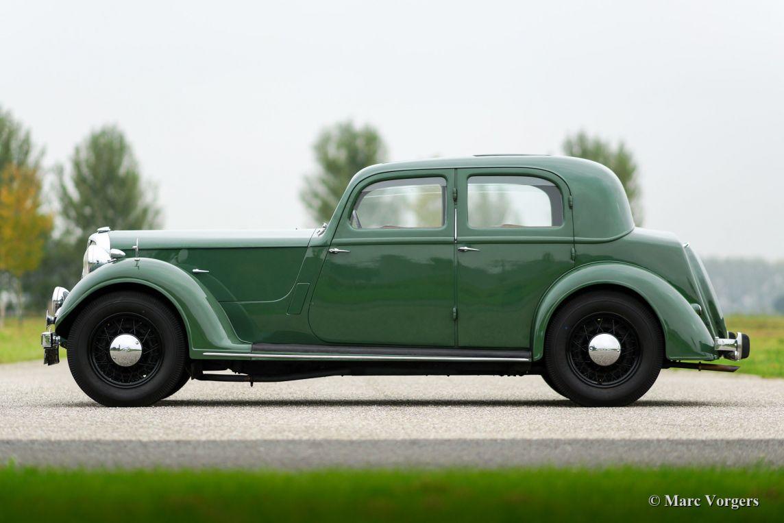 Rover 14 1946 Classicargarage De