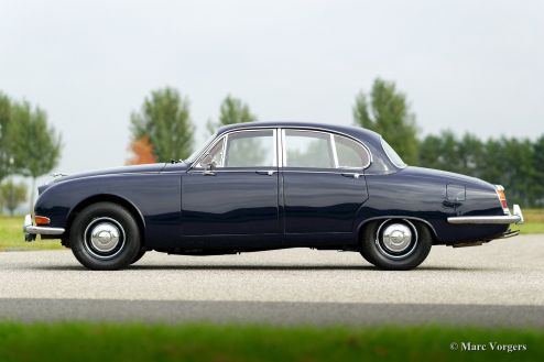 Jaguar S-type 3.4 Litre, 1965