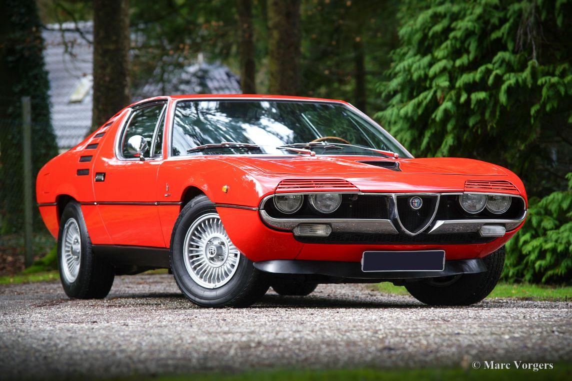 Alfa Romeo Montreal B B