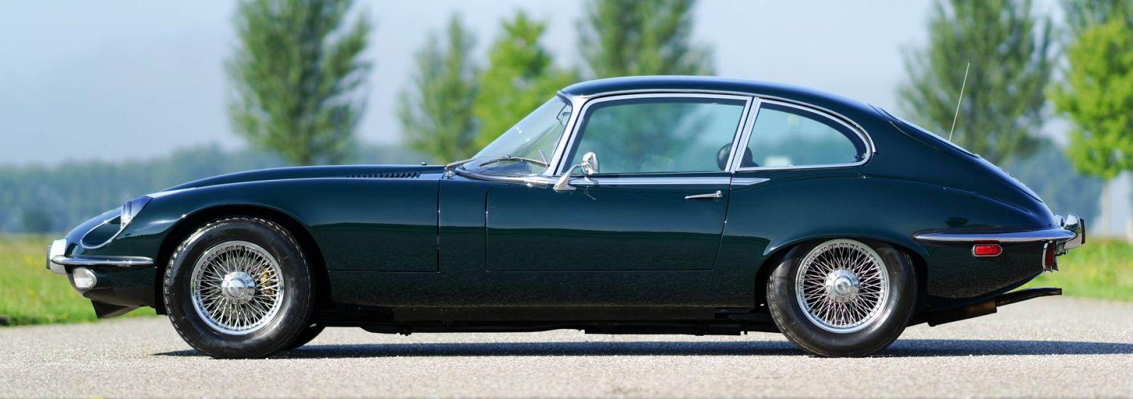 jaguar e-type v12 2+2 fhc, 1970 - classicargarage - de
