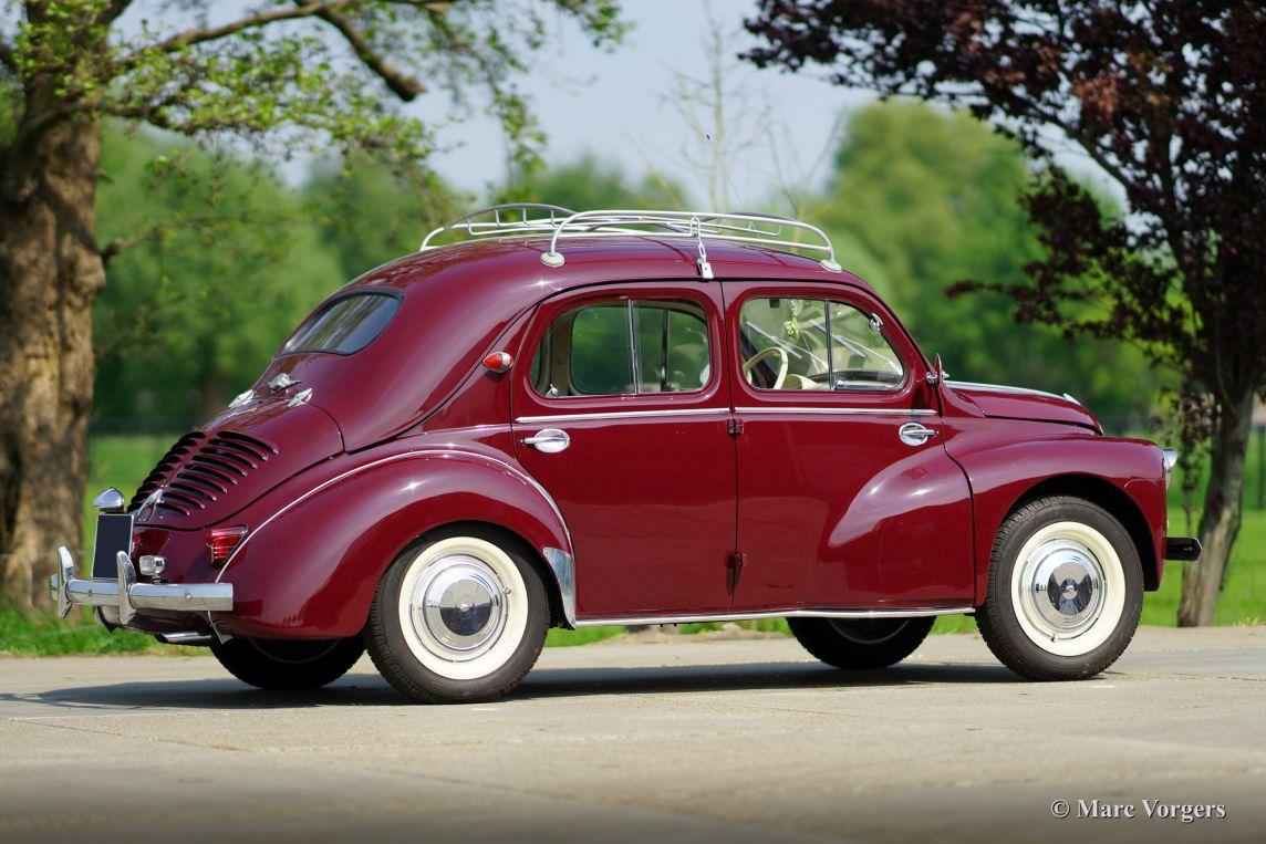 renault 4 cv  1958 - classicargarage