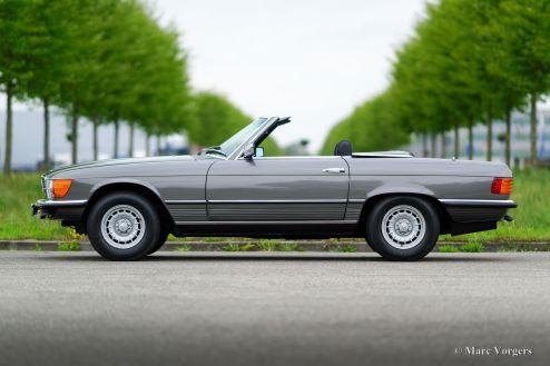 Mercedes-Benz 280 SL, 1977