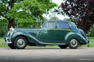 Bentley Mk VI saloon, 1951