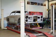Facel Vega FV3B, 1957 restoration