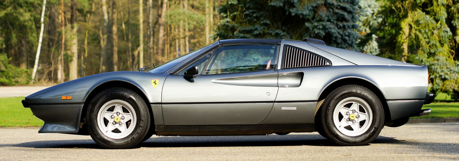 Ferrari 308 Gts Quattrovalvole 1984 Classicargarage De
