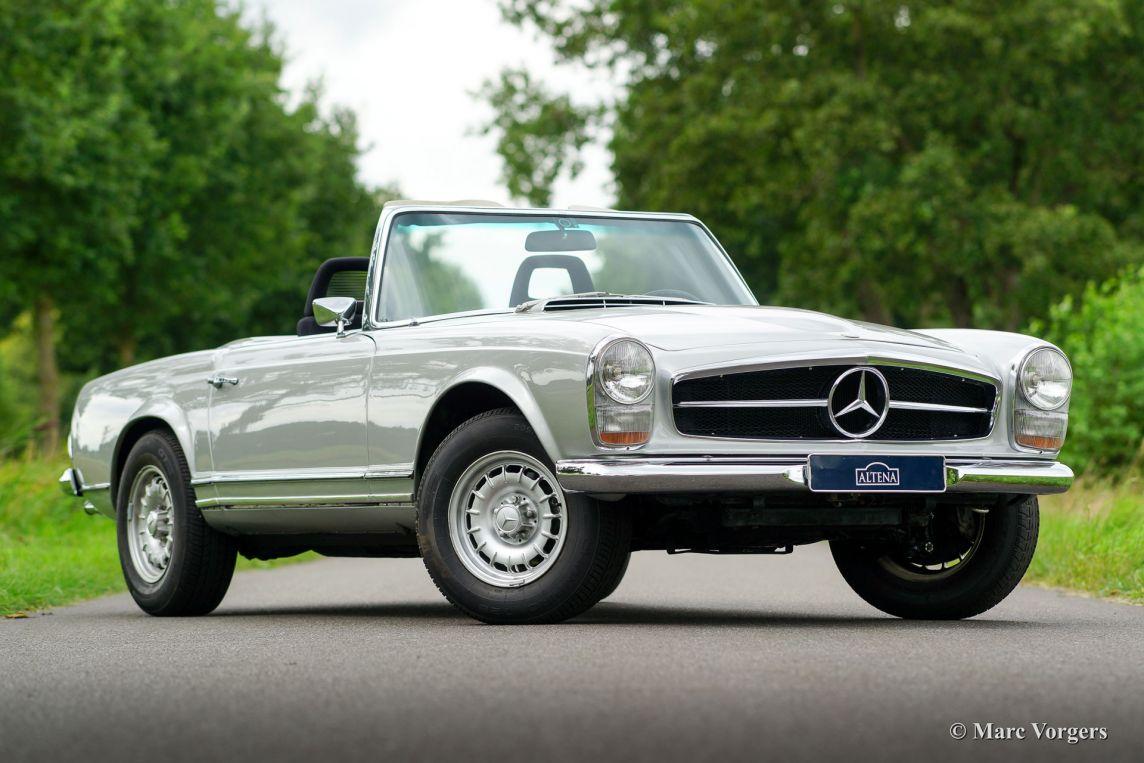 Mercedes benz 280 sl pagode 1970 classicargarage de for Where do they make mercedes benz