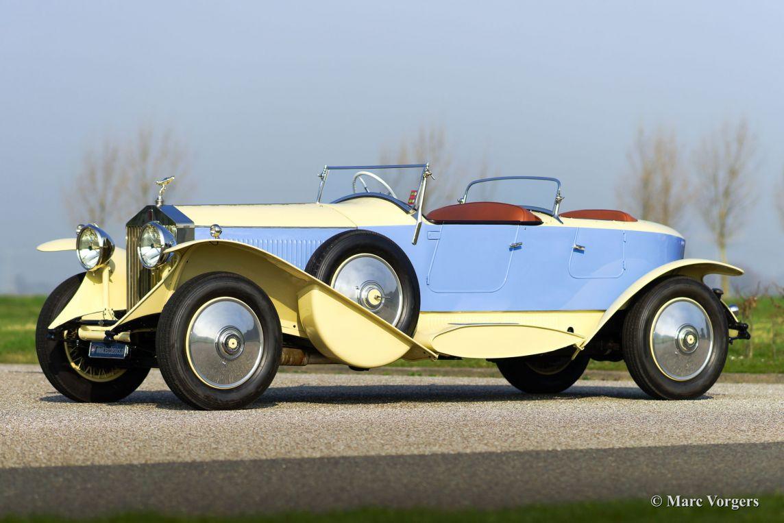 Rolls Royce Phantom Ii 1929 Classicargarage De