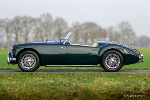 MG MGA 1600 roadster, 1960