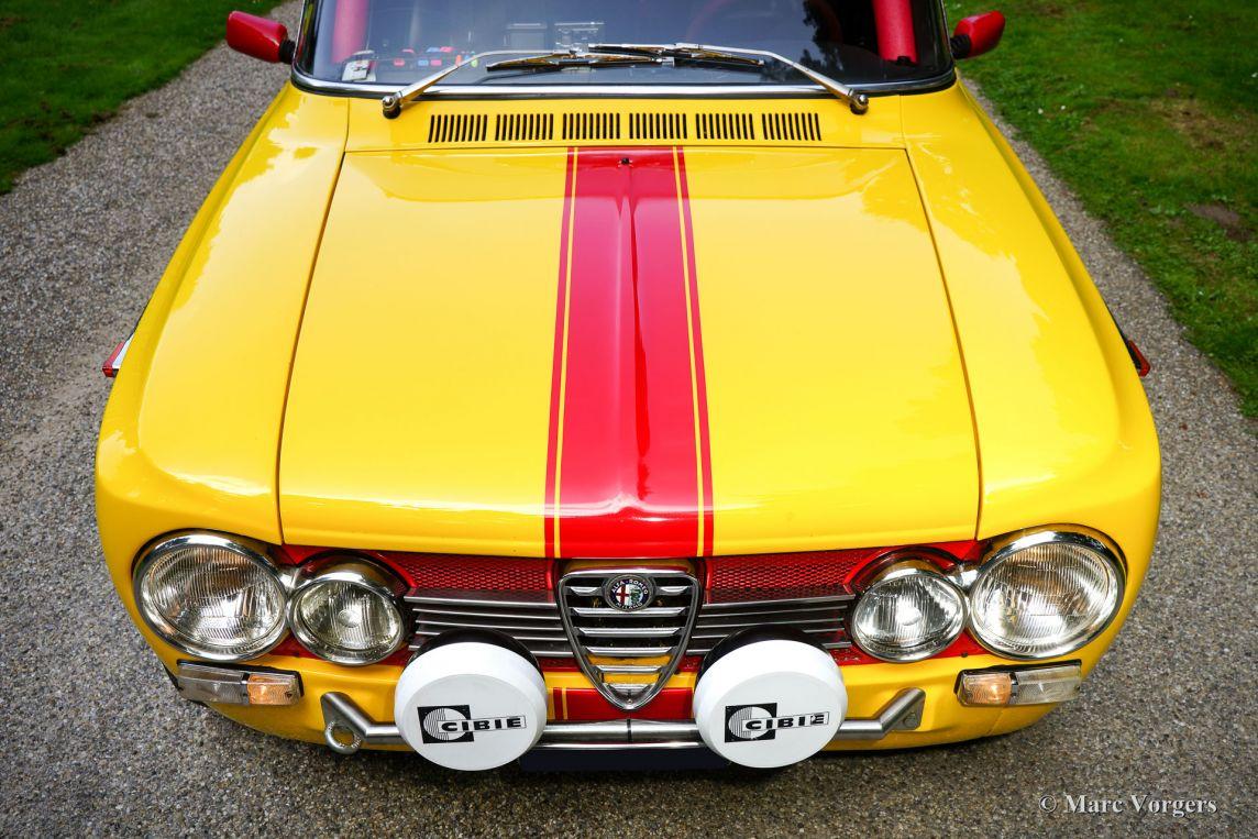 alfa romeo giulia super rally car 1971 classicargarage de. Black Bedroom Furniture Sets. Home Design Ideas