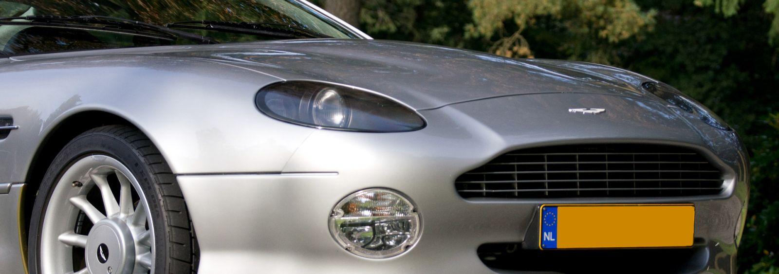 Aston Martin Db7 1995 Classicargarage De