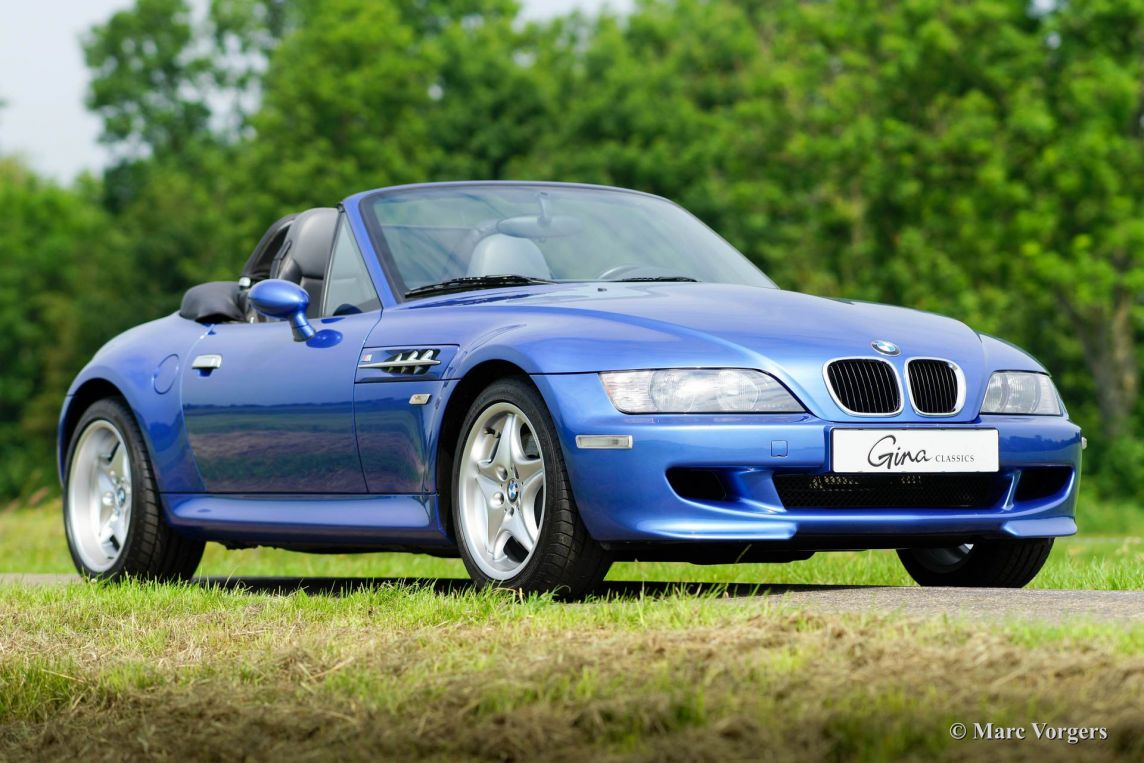 Bmw Z3 M Roadster 1998 Classicargarage De