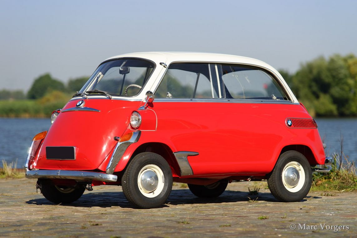 Bmw 600 1958 Classicargarage De