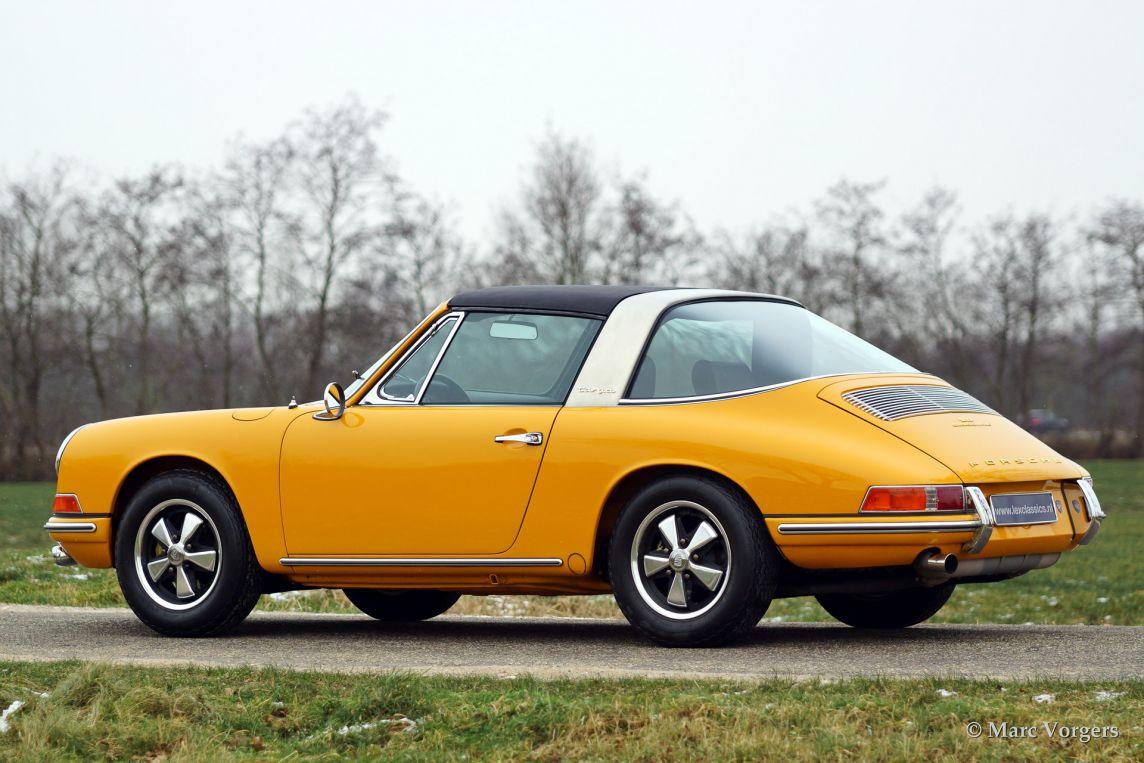 Porsche 911 2 0 Sportomatic 1968 Classicargarage De