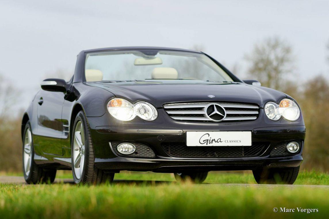 Mercedes benz 500 sl 2007 classicargarage de for Where do they make mercedes benz