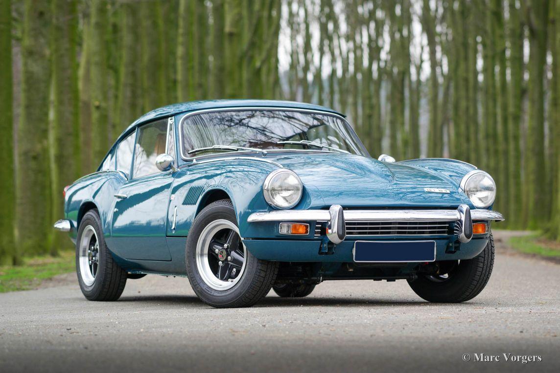 Triumph Gt 6 Mk Ii 1968 Classicargarage De