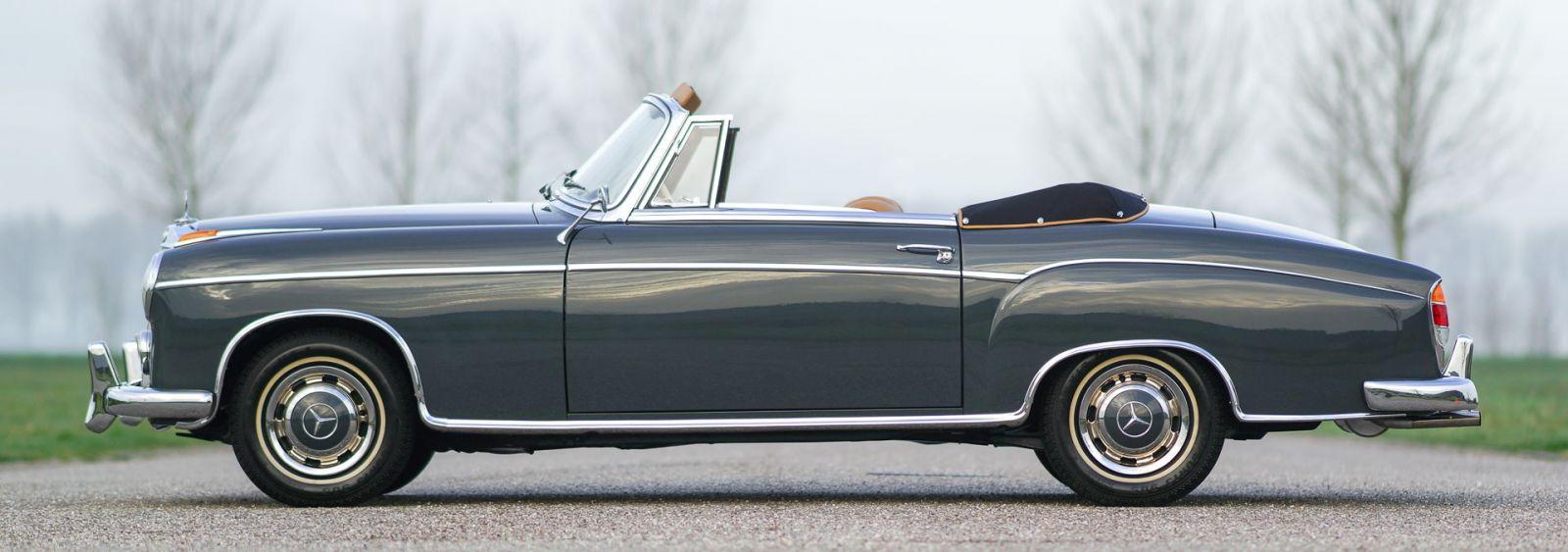 mercedes benz 220 se cabriolet 1960 classicargarage de. Black Bedroom Furniture Sets. Home Design Ideas
