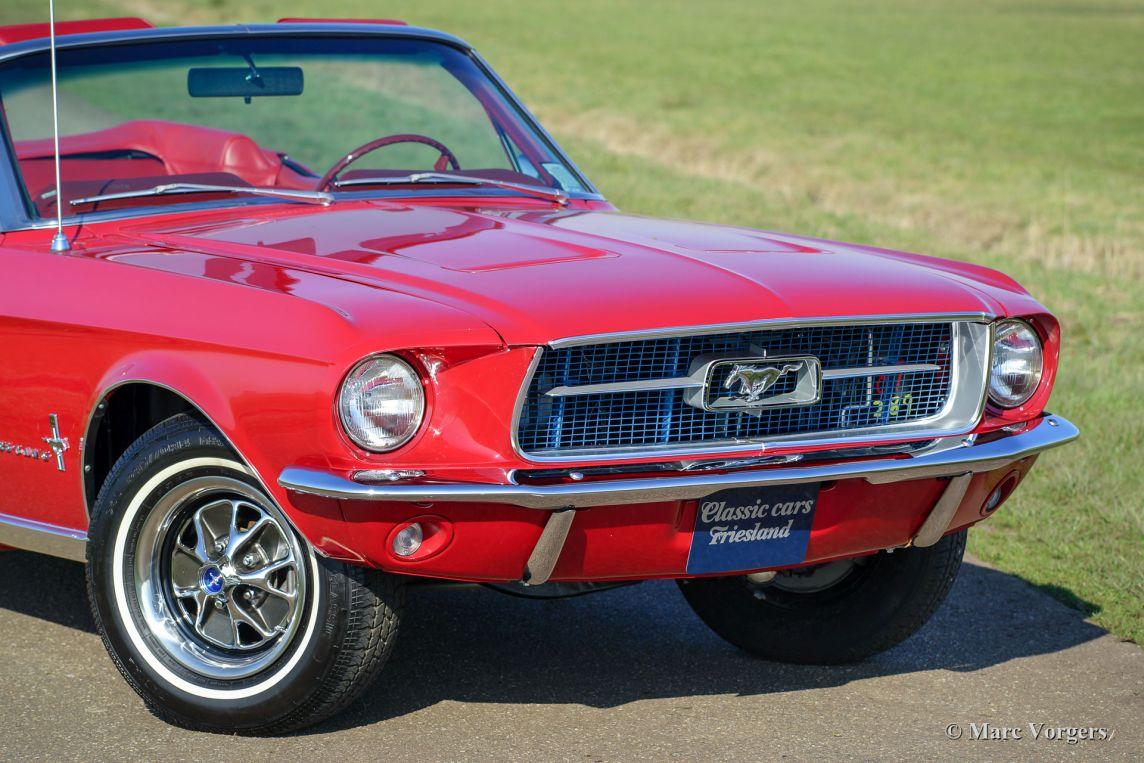 Route 31 Auto Sales >> Ford Mustang 289 convertible, 1967 - Classicargarage - DE