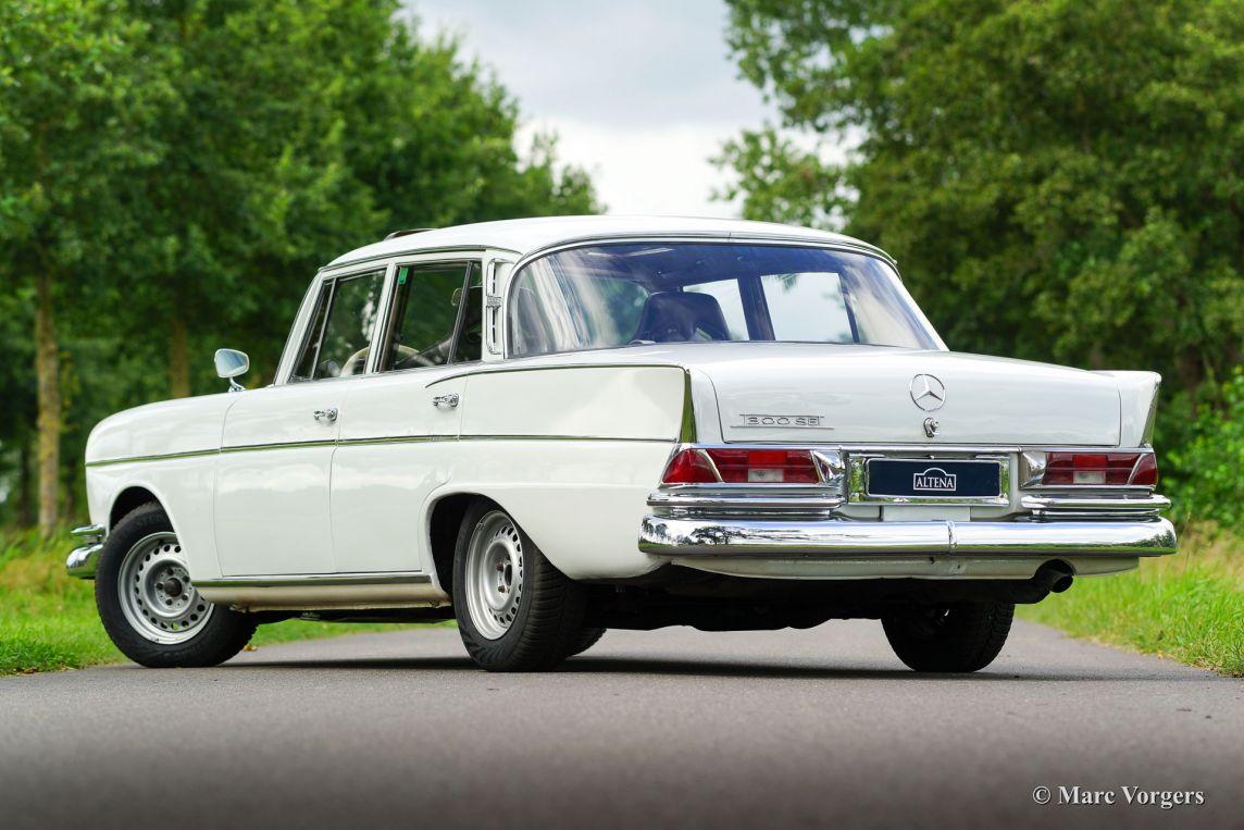 Mercedes benz 300 se rally 1962 classicargarage de for Mercedes benz 300 se