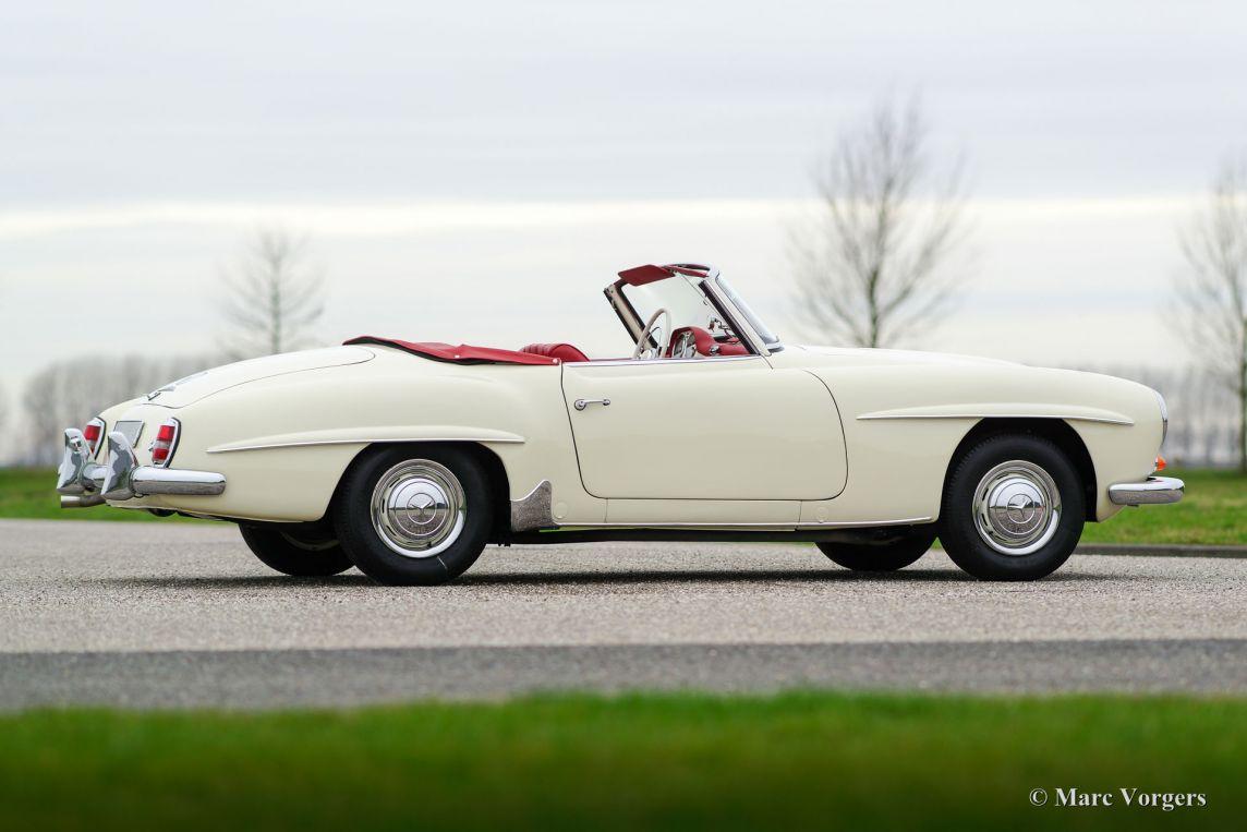 Mercedes benz 190 sl 1959 classicargarage de for Mercedes benz sl 190