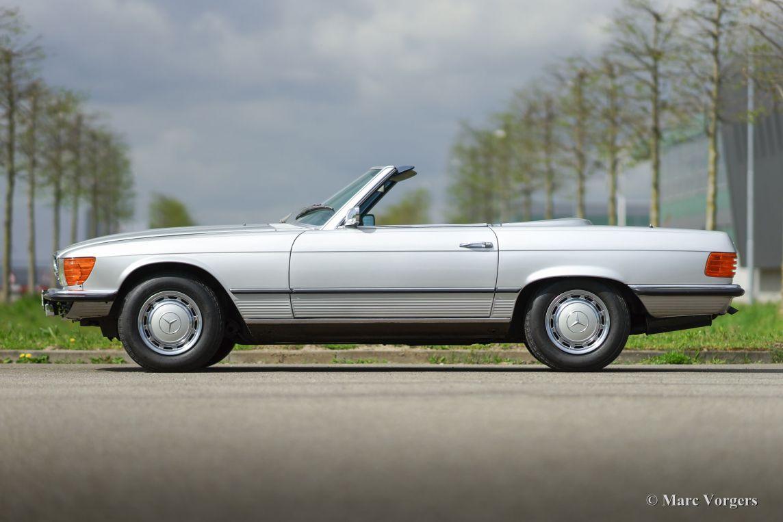 Mercedes benz 350 sl 1971 classicargarage de for Where do they make mercedes benz