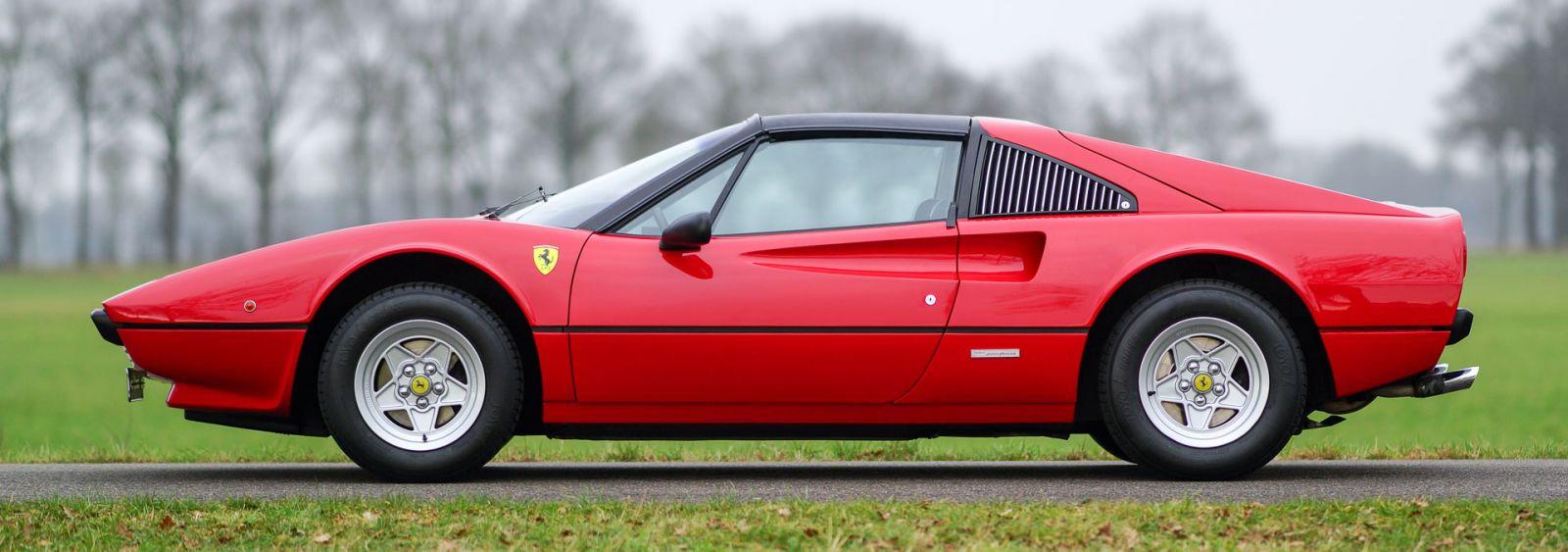 Ferrari 308 Gts 1978 Classicargarage De