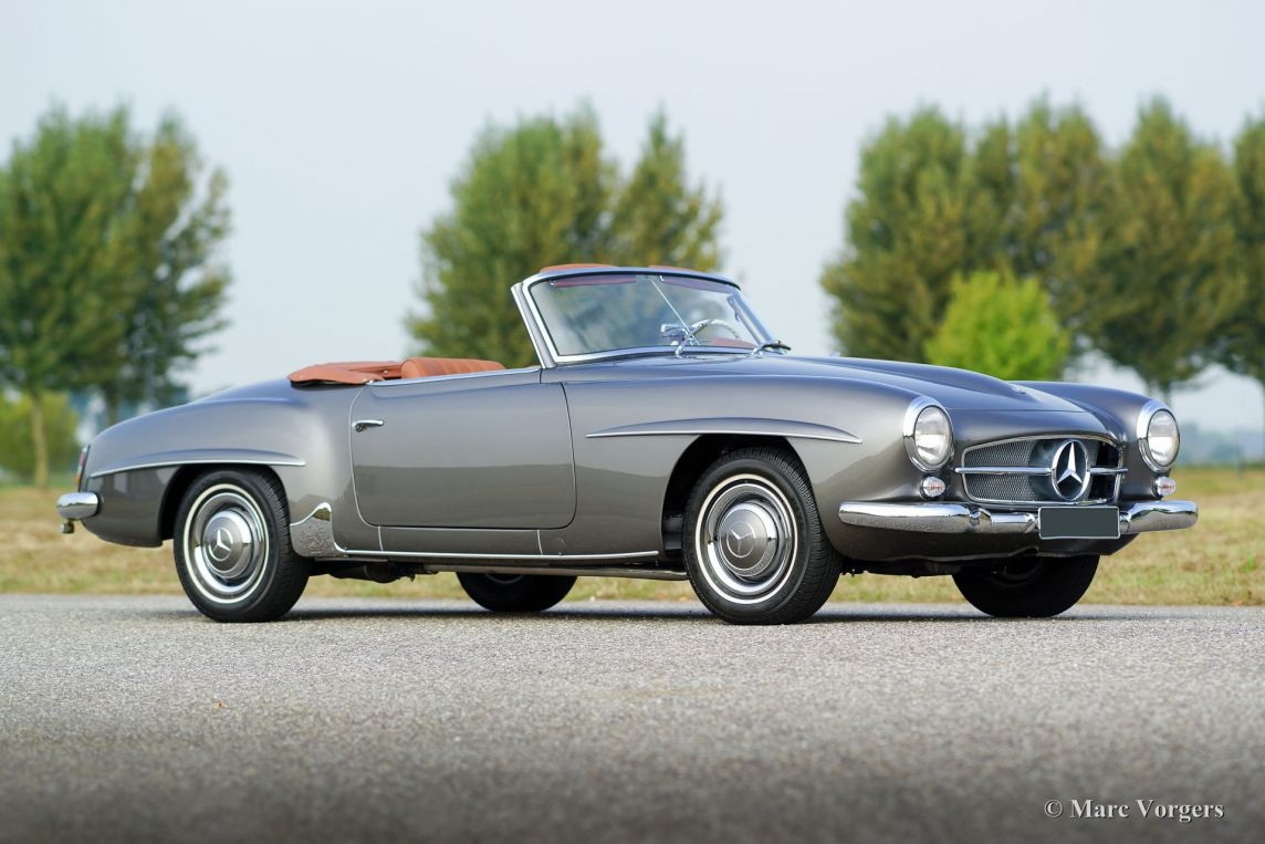 Mercedes-benz 190 Sl  1962 - Classicargarage