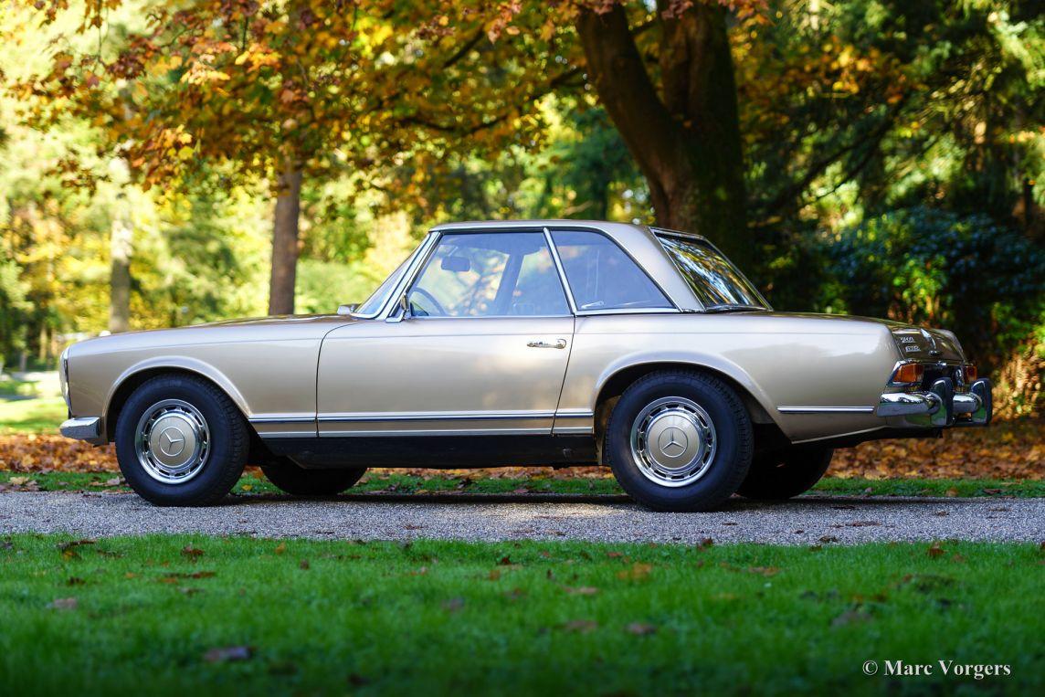 Mercedes benz 280 sl 1969 classicargarage de for Mercedes benz sl 280