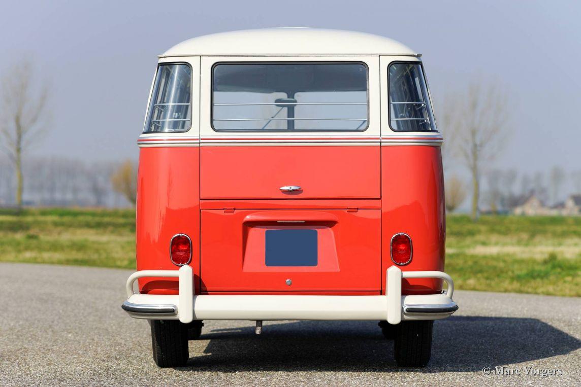 volkswagen  samba bus  classicargarage de