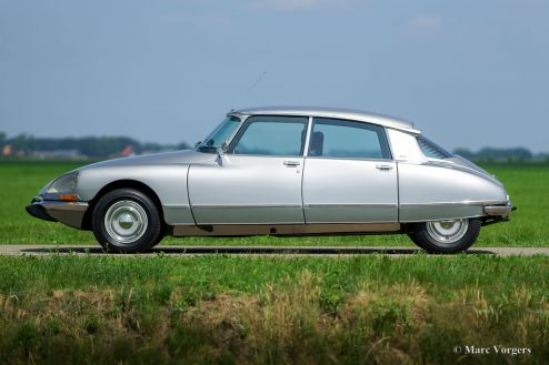Citroën DS 23 H Pallas 'Injection Electronique', 1973