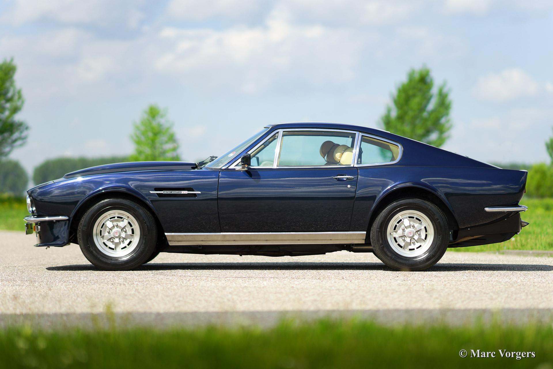 Aston Martin V8 1980 Classicargarage De