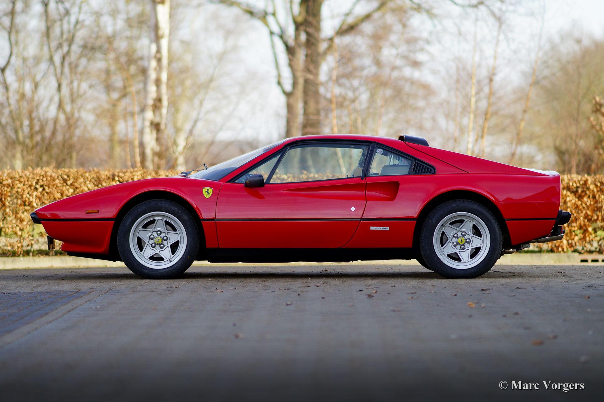 Ferrari 308 Gtb Quattrovalvole 1985 Classicargarage De